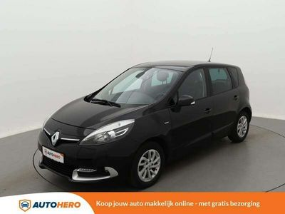tweedehands Renault Scénic 1.2 TCe Limited LS18605 | Navi | Camera | Cruise |