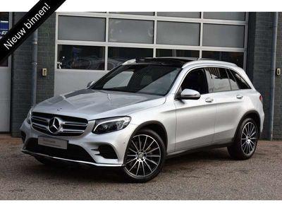 tweedehands Mercedes GLC250 4MATIC AMG | Burmester | Panoramadak | Head-Up Dis