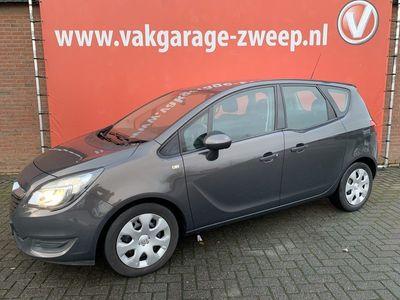 tweedehands Opel Meriva 1.6 CDTi 110PK 6-Versn. Edition | Airco | Cruise | Hoogzitter