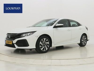 tweedehands Honda Civic 1.0 i-VTEC 130PK Comfort | Navi | Clima | Stoelverwarming |