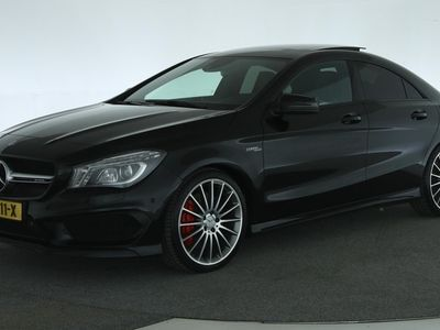 tweedehands Mercedes CLA45 AMG AMG 4matic Aut.
