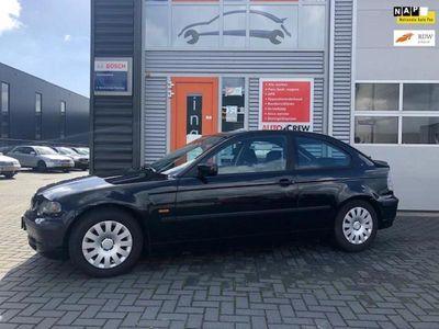 tweedehands BMW 316 Compact 3-SERIE Compact ti Executive