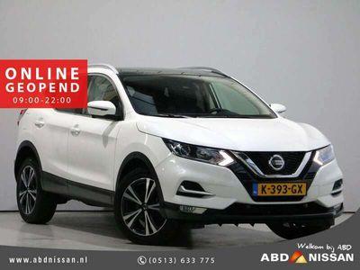 tweedehands Nissan Qashqai 1.3 DIG-T 160pk DCT/Aut.7 N-Connecta | Pano Dak |