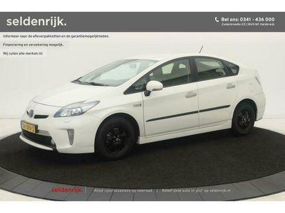 tweedehands Toyota Prius 1.8 Plug-in Executive | Adaptive cruise | Leder |