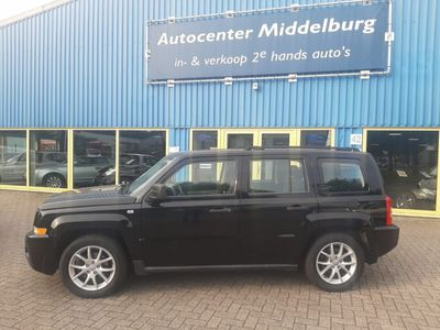 tweedehands Jeep Patriot 2.4i sport