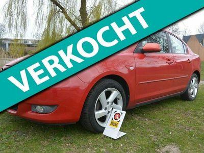 tweedehands Mazda 3 1.6 Executive*sedan*airco*cruise*apk