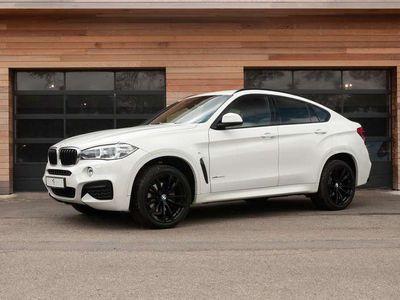 tweedehands BMW X6 3.0d xDrive * M Sport-1e eigenaar