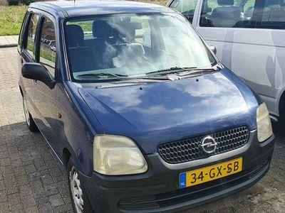 tweedehands Opel Agila 1.0-12V