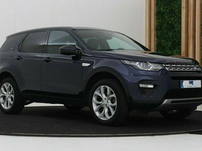 tweedehands Land Rover Discovery Sport 2.0 TD4 AWD HSE | GRIJS KENTEKEN | Aut | Leder | X