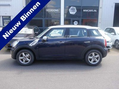 tweedehands Mini Cooper Cooper1.6 Pepper Airco Climate Cruise PDC