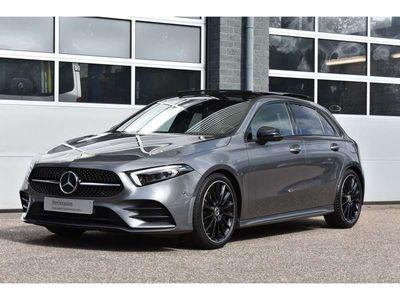 tweedehands Mercedes A250 AMG | Rijassistentie+ | Head-Up Display | Burmester | Memory