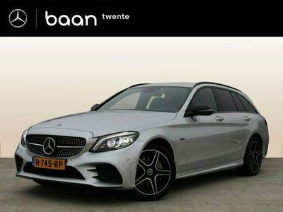 tweedehands Mercedes C300 C-Klasse EstateBusiness Solution AMG Plus   Apple Carplay  ..