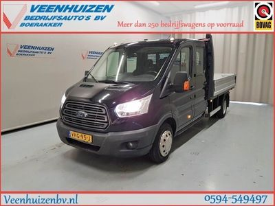 tweedehands Ford Transit 2.0TDCI 170PK Dubbele Cabine Pick-Up Airco