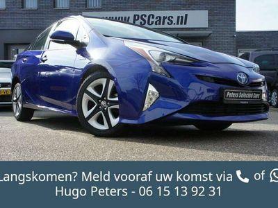 tweedehands Toyota Prius 1.8 First Edition Camera/Dodehoek/Navi/Stoelverwar