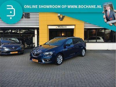 tweedehands Renault Mégane Estate 1.3 TCe Limited 115