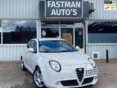 tweedehands Alfa Romeo MiTo 1.4 Turbo airco Έlectric-pakket navigatie 140pk
