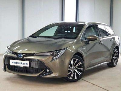 tweedehands Toyota Corolla Touring Sports 1.8 Hybrid Dynamic navigatie led AC