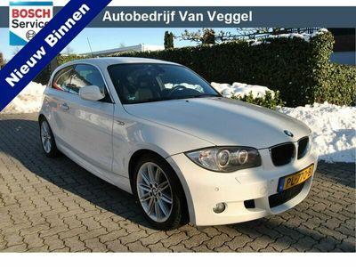 tweedehands BMW 116 1-SERIE d Corporate Business Line Ultimate Edition m pakket, sport stoelen, multi stuur, airco