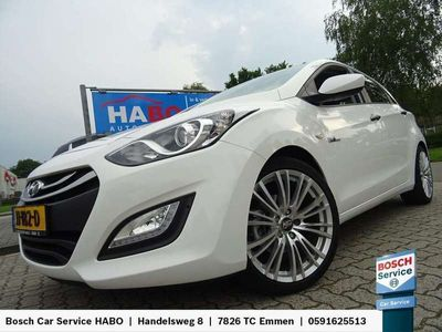 tweedehands Hyundai i30 1.6 GDI I-DRIVE COOL PLUS AC/LMV/BLUETOOTH/DAGRIJ.
