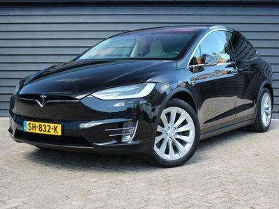 tweedehands Tesla Model X 100D - 7 PERS - AUTOPILOT - LEDER - EXCL. BTW - 4%