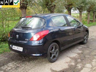 tweedehands Peugeot 308 1.6 VTi 4 nieuwe banden 110.000 km Nap pas 2009