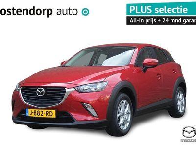 tweedehands Mazda CX-3 2.0 SkyActiv-G 120 TS+   Navi   Stoelverwarming   Airco   Parkeersensoren