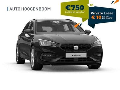 tweedehands Seat Leon Sportstourer 1.4 TSI eHybrid FR PHEV | Adaptive Cr
