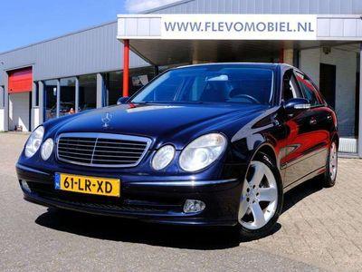 tweedehands Mercedes E500 Avantgarde 306pk Aut. Xenon|Pano|Leder|Orig. Ned!|
