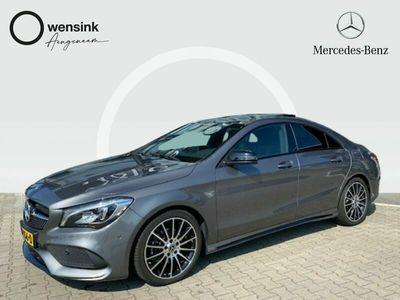 tweedehands Mercedes CLA200 AMG Pakket   WhiteArt-pakket   Panorama Schuif/Kan