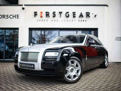 tweedehands Rolls Royce Ghost 6.6 V12 *Pano / Memory / Luchtvering / HUD / Rear