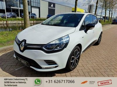 tweedehands Renault Clio 0.9 TCe Limited|USB|NAVI|CRUISE|AIRCO|FACELIFT