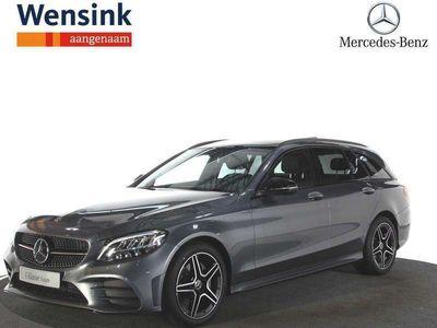 tweedehands Mercedes C180 Estate Business Solution AMG | Van € 52.019,- Voor