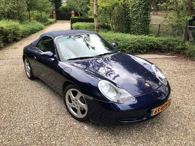 tweedehands Porsche 911 Carrera Cabriolet