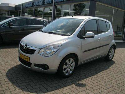 tweedehands Opel Agila 1.2 EDITION AIRCO TREKHAAK