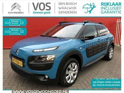 tweedehands Citroën C4 Cactus PureTech 82 Feel ETG | Automaat | Panoramadak | Na