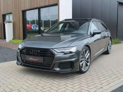 tweedehands Audi A6 Avant 55 TFSI Quattro S-line/21inch/Pano/Matrix...