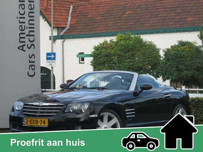 tweedehands Chrysler Crossfire  Cabrio 3.2 V6 Limited / Automaat / Airco / Cruise controle / Stoelverwarming /