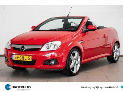tweedehands Opel Tigra 1.4-16V Temptation | Airco | CruiseControle | Parkeersensoren | Lichtmetaal!