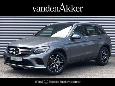 tweedehands Mercedes GLC220 d 4MATIC AMG // DISTRONIC PLUS // COMAND // PANORA