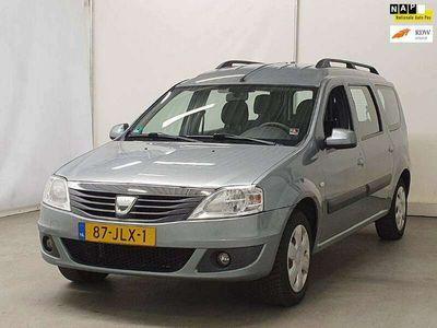 tweedehands Dacia Logan MCV 1.6-16V Lauréate/AIRCO/BLUETOOTH/2XSLEUTELS/BO