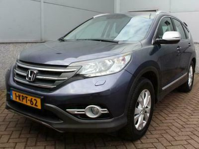 tweedehands Honda CR-V 2.0 16V 155pk Elegance