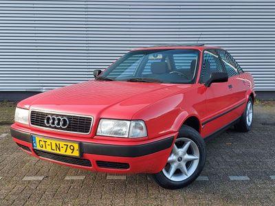tweedehands Audi 80 2.0 E ZEER NETTE AUTO apk tot 04-02-2021 trekhaak