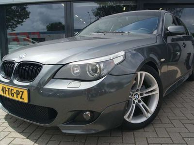 tweedehands BMW 523 5-SERIE i Executive + M-PAKKET + NAVI PROF + XENON + LM VELGEN