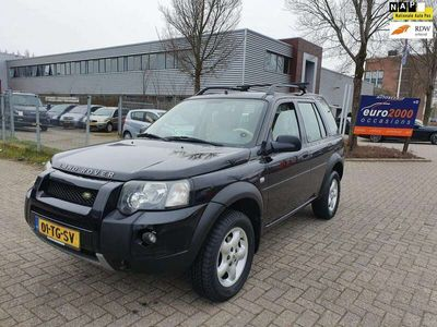 tweedehands Land Rover Freelander Station Wagon 2.0 Td4 - AUTOMAAT !