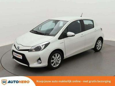 tweedehands Toyota Yaris 1.5 Hybrid 75PK Active EP06173 | Navigatie | Camer