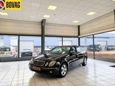 tweedehands Mercedes E240 Avantgarde, Automaat, Nap, Nieuw APK,