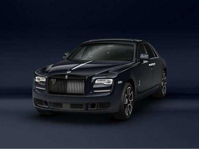 tweedehands Rolls Royce Ghost GhostBlack Badge