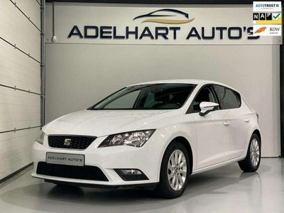 tweedehands Seat Leon 1.4 EcoTSI Style Connect Full Map Navigatie / Clim