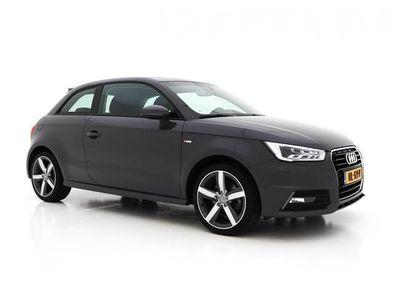 tweedehands Audi A1 1.4 TFSI Sport S-LINE AUT. *NAVI+XENON+1/2LEDER*