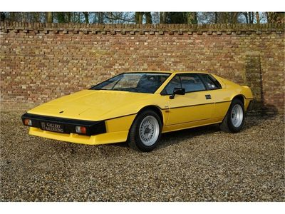 tweedehands Lotus Esprit S2 Very well maintained example! Exceptional nic
